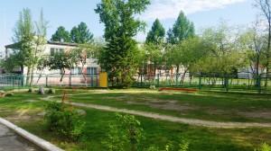 Спортивная площадка 1
