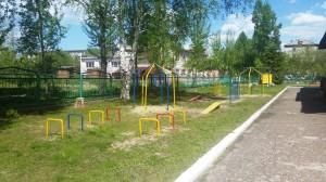 спортивная площадка 2